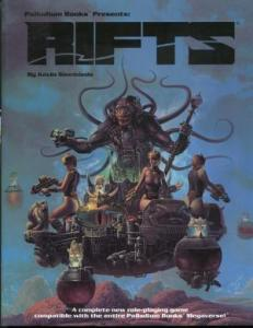 Rifts_RPG_1st_Ed_1990